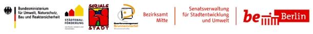 Logoleiste Soziale Stadt