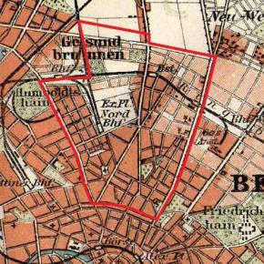 Zur Geschichte der RosenthalerVorstadt