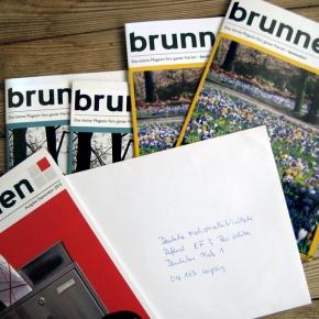 Das Magazin in derBibliothek