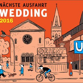 Auf Tour durch den Wedding