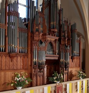 Internationale Orgel-Tage in St. Afra
