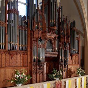 Internationale Orgel-Tage in St.Afra