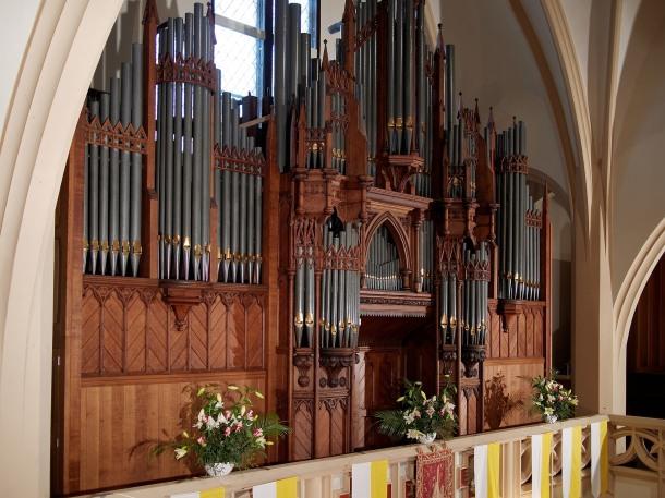Hill-Orgel