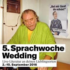 Sprach- und Lesewoche startet am 2.September