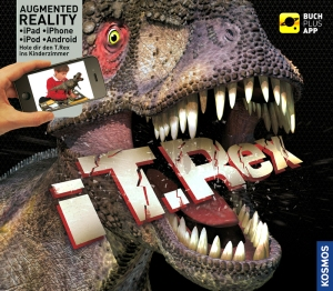Das Cover des Buches iT-Rex. Foto: Kosmos-Verlag