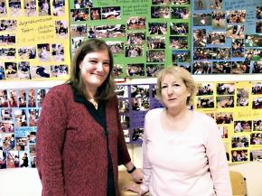 Gustav-Falke-Schule: Zwei Pädagoginnen über ihreArbeit