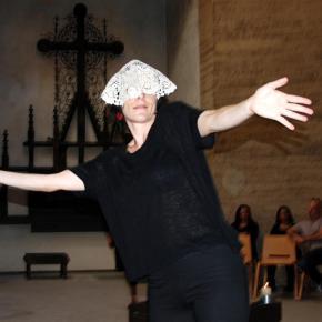 Fluchterfahrungen in der Kapelle derVersöhnung
