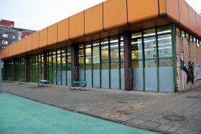 Orange Schule: ProblemfallSporthalle