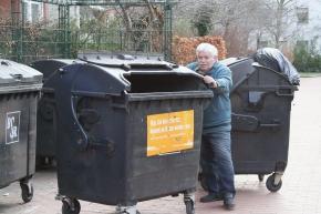 Der Müll derNachbarn