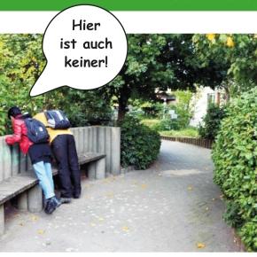 Gleim-Oase sucht Gießhelfer