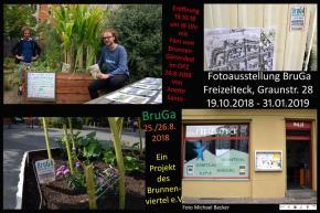 Ausstellung über grüne Oasen im Kiezeröffnet
