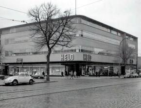 Als der Kiez noch ein Einkaufsparadies war