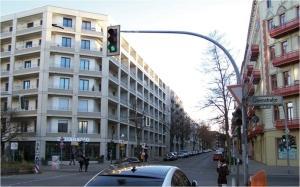 Graunstraße Ecke Gleimstraße im Januar 2018. Foto: Ralf Schmiedecke