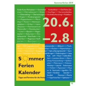 Sommer-Ferien-Kalender