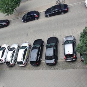 Parken im Kiez kostet baldGeld