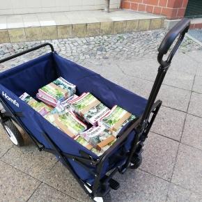 Die Magazine sind verteilt – aber wiejetzt?