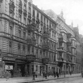 Gestern und heute: DieWattstraße