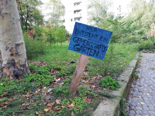Schild in der Stralsunder Straße Berlin