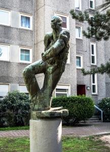 Kunst im öffentlichen Raum im Brunnenviertel