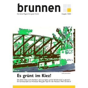Neues Kiezmagazin: Es grünt imKiez!