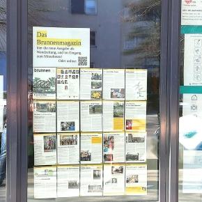 Kiezmagazin mal anders – alsWandzeitung