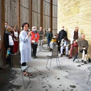 Fluchtgeschichten in der Kapelle derVersöhnung