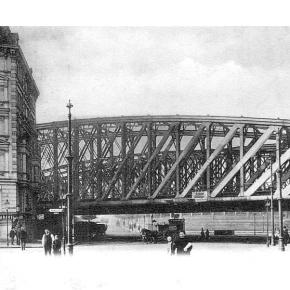 Gestern und heute: DieLiesenbrücken