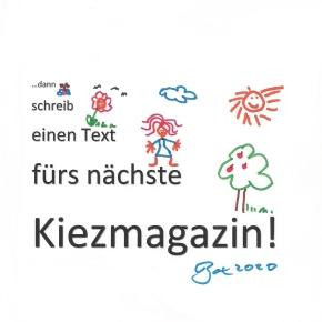 Bürgerredaktion: Schreib mit!